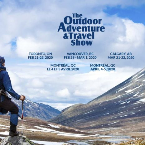 he Outdoor Adventure and Travel Show