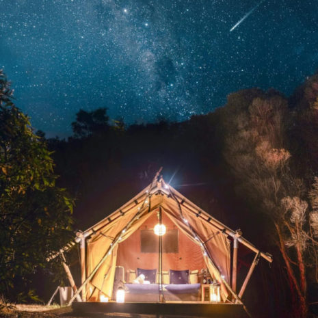 GlamXperience - Sheltered Glamping