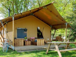 YALA_Sunshine_at_the_campsite_landscape
