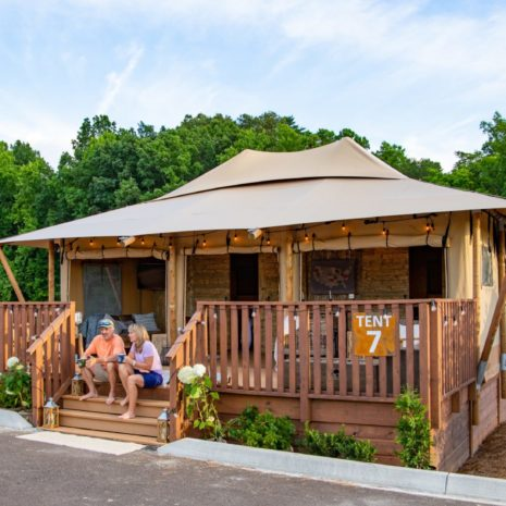 YALA Stardust at The Ridge Outdoor Resort with HoneyTrek