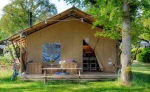 YALA Sunshine safari tent offer