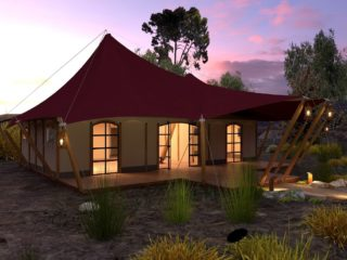 YALA_Aurora_Venue_side_view_luxury_glamping_canvas_lodges