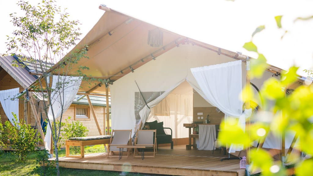 YALA_Sunshine_glamping_tent_Kolpa_Resort