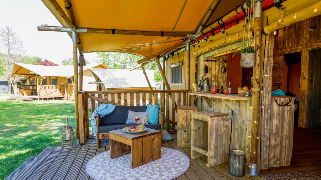 YALA Dreamer glamping tent investment