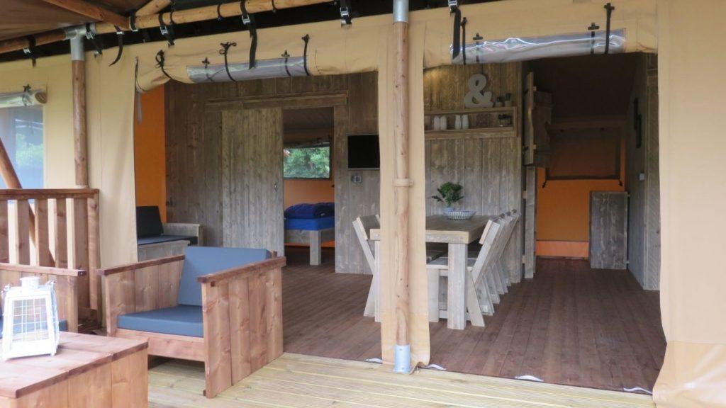 YALA_Dreamer_at_campsite_Drouwenerzand - Safari tents and glamping lodges