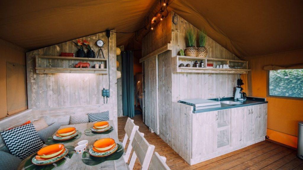 YALA_Sunshine_interior_over_view - Safari tents and glamping lodges