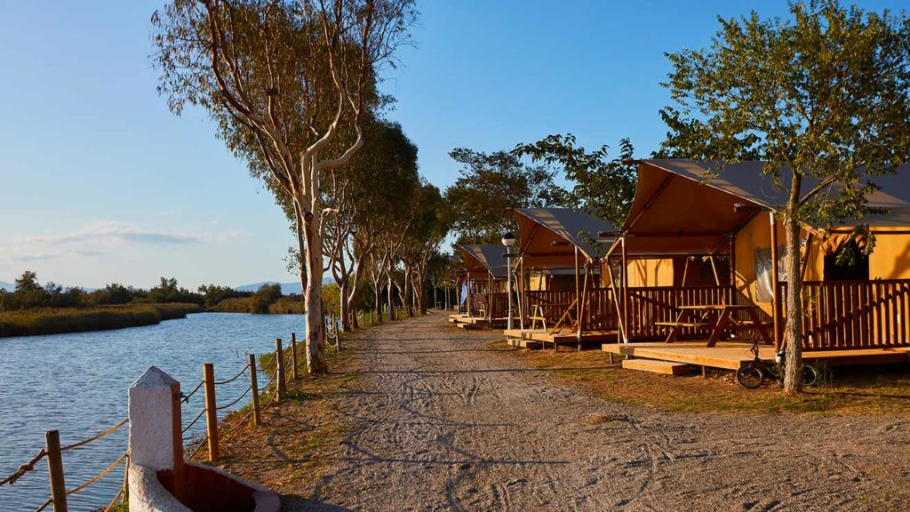 YALA_Sunshine_sunset_landscape - Safari tents and glamping lodges