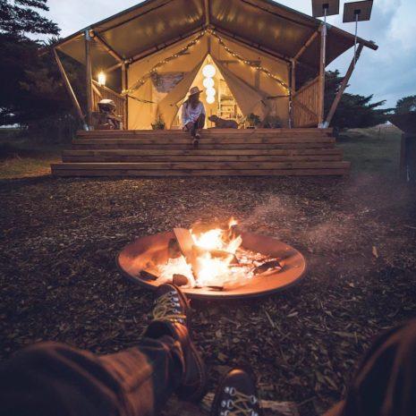 YALA safari tent glamping ambience