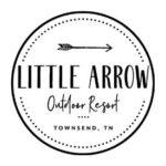 Logo Little Arrow Outdoor Resort Tennessee USA