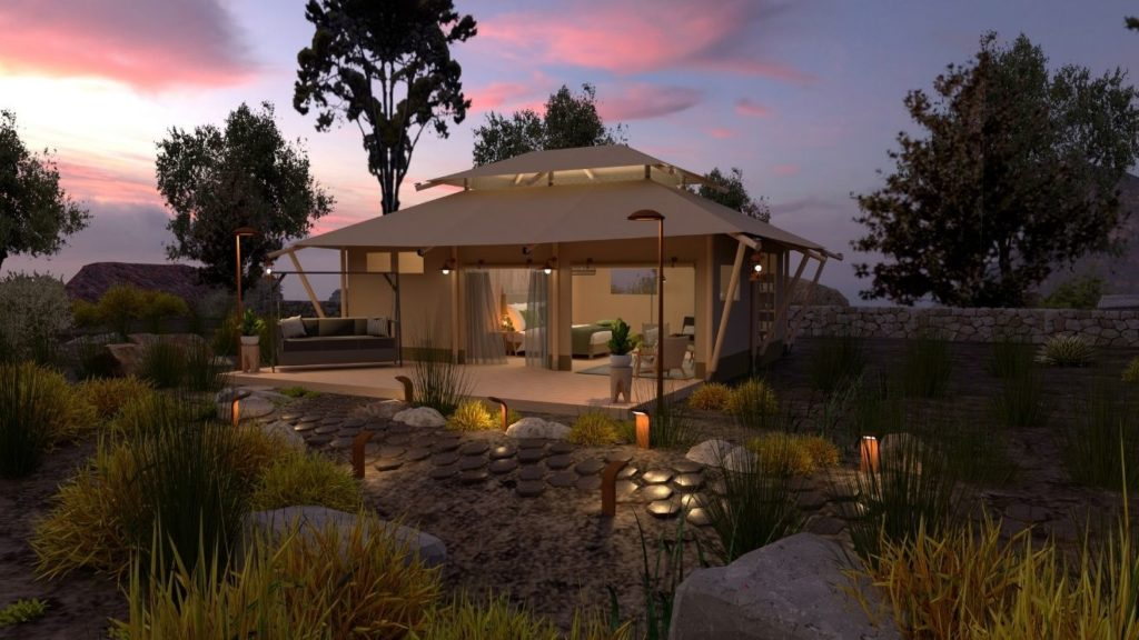 YALA_Stardust_luxury_hotel_suite_glamping_lodge_side_view
