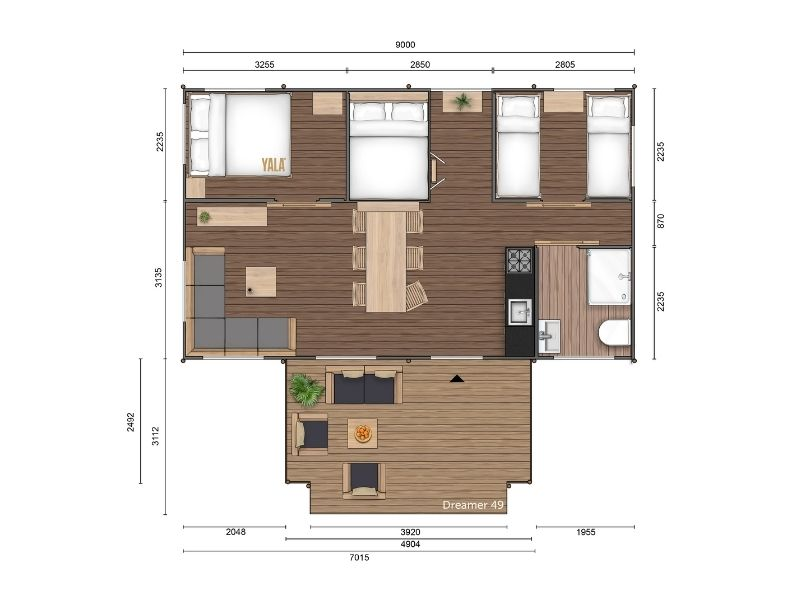YALA_Dreamer49_Superior_segment_2D_floorplan