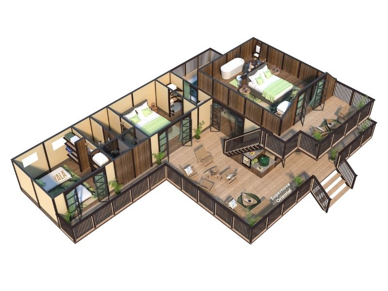 YALA_Supernova_Oriental_DeLuxe_segment_3D_floorplan