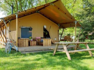YALA_Sunshine_at_holidaypark_DePier_Netherlands - Safarizelte & Glamping Lodges