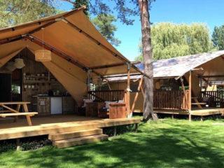 YALA_Sunshine_overview_tents_landscape - Safarizelte & Glamping Lodges
