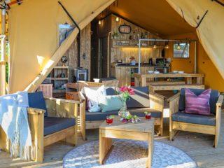 YALA_Sunshine_porch_landscape - Safarizelte & Glamping Lodges