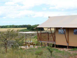 YALA_Sunshine_sideview_Hluhluwe_Bush_Camp - Safarizelte & Glamping Lodges