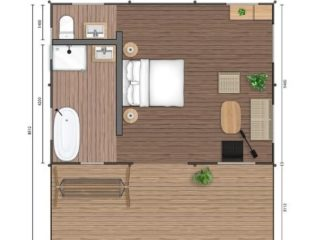 YALA_Stardust_luxury_hotel_suite_glamping_lodge_2D_floorplan