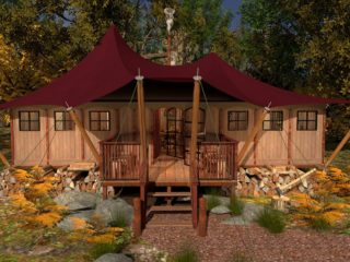 YALA_Aurora_365_front_view_luxury_canvas_glamping_lodges