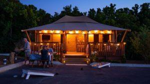 YALA_Stardust_by_night - Tentes safari e glamping lodges