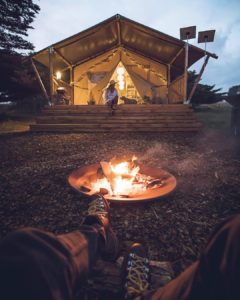 YALA safari tente créer atmosphère glamping