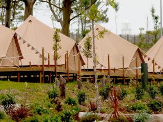 clásica Bell Tent