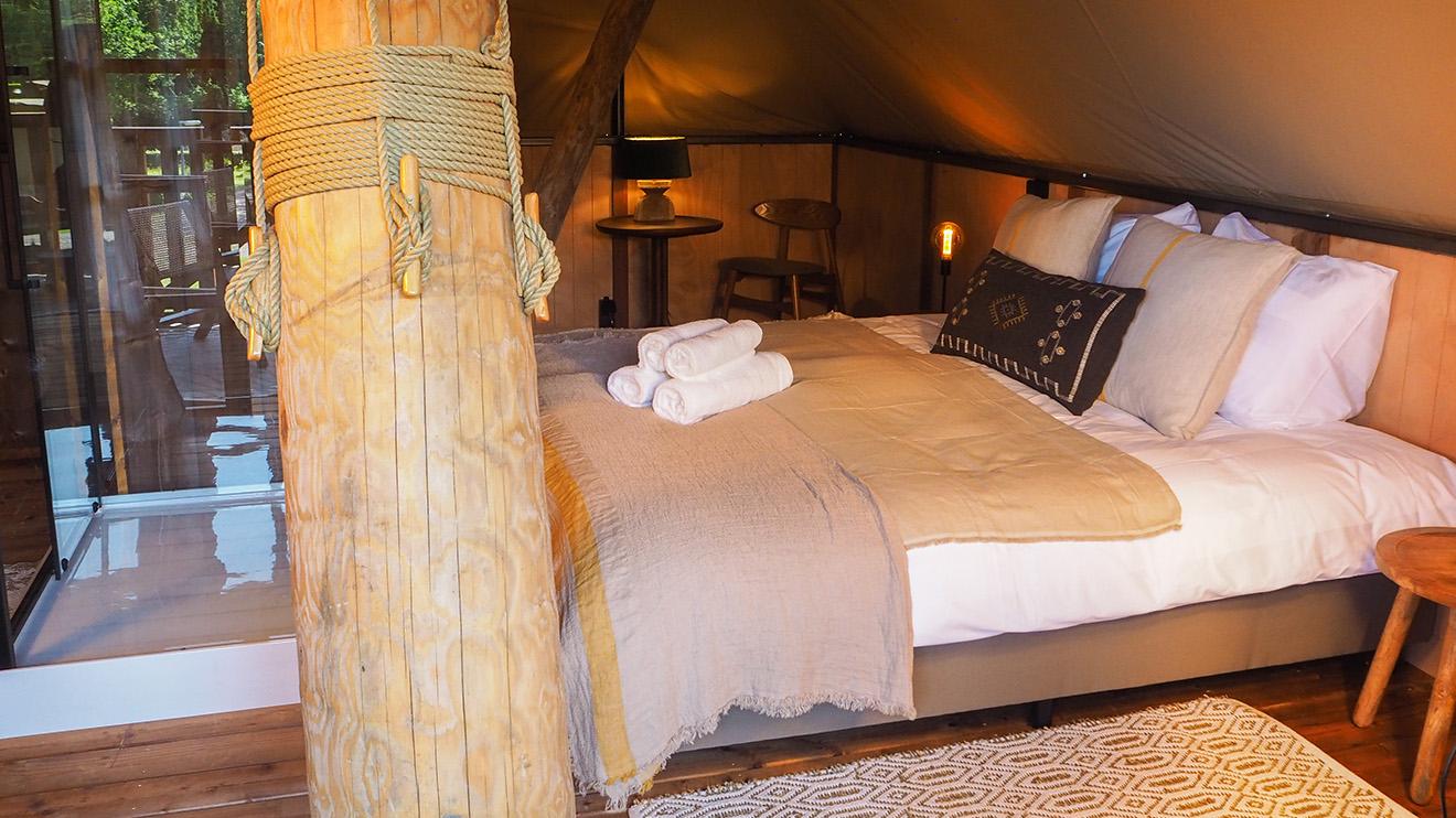 YALA_Supernova_Master Bedroom_Glamping_De_Parel_The_Netherlands