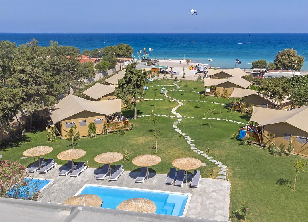 Luxury Lodge - Logos Beach Village
