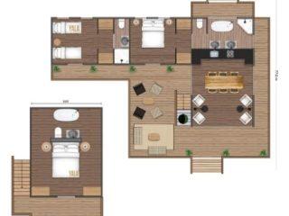 YALA_Supernova_luxury_canvas_glamping_lodge_2D_floorplan