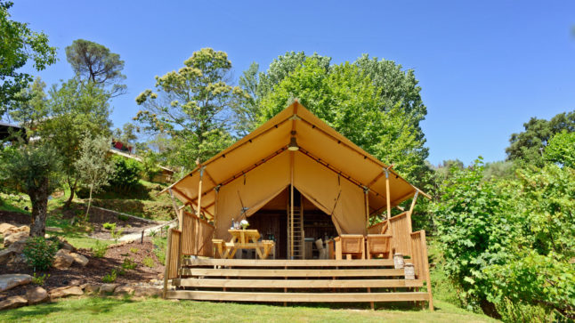 Glamping Lodge