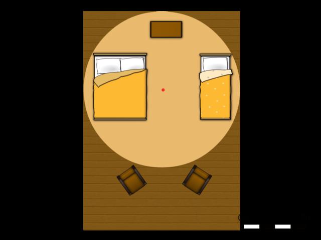 Bell Tent floorplan