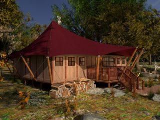 YALA_Aurora_365_side_view_luxury_canvas_glamping_lodges
