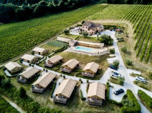 Villa la Diva - Glamping Italy