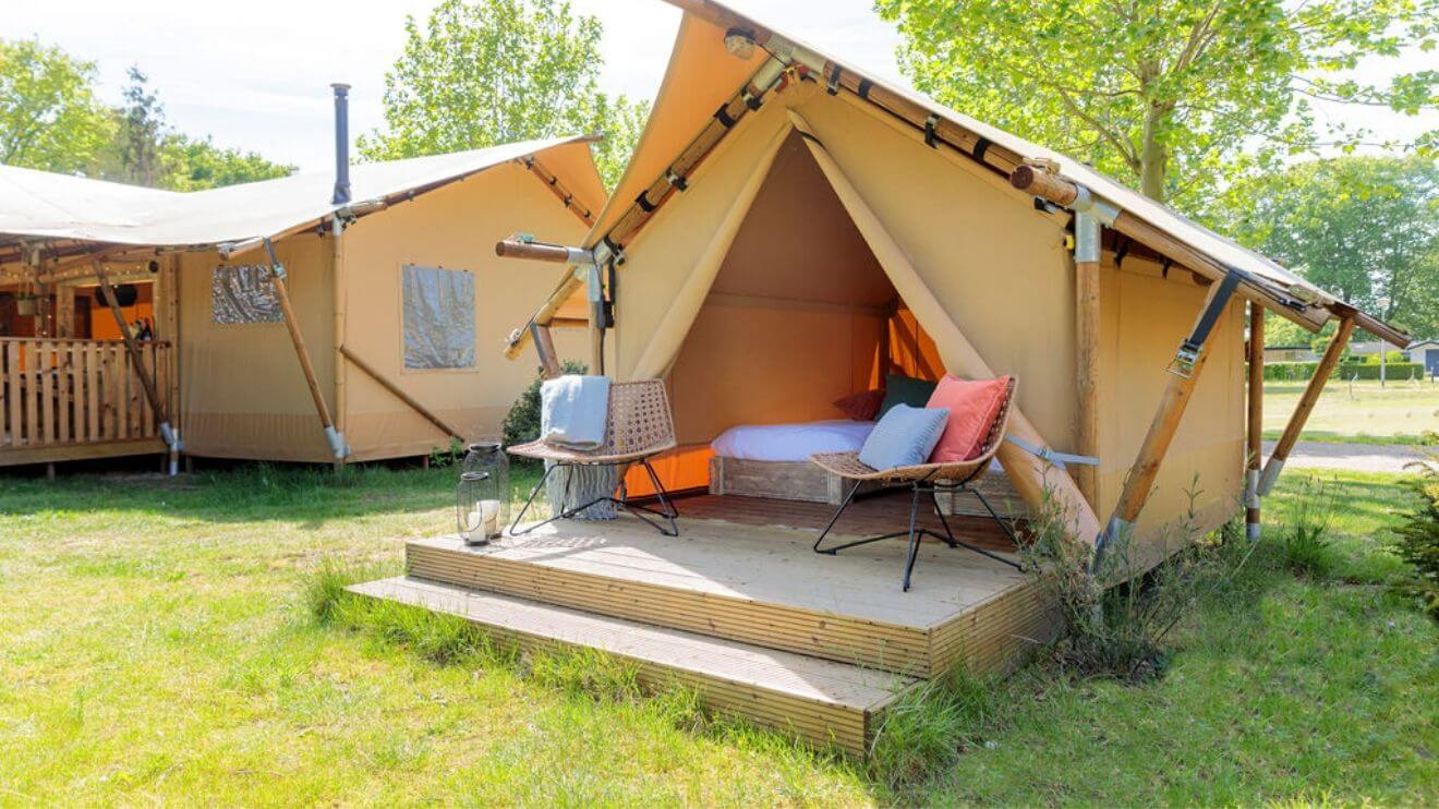 YALA_Sparkle Cabanas para Safari e Tendas para glamping