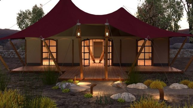 YALA_Aurora_ Venue_header_common_area_luxury_glamping_tents