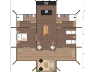 YALA_Aurora_luxury_canvas_glamping_lodge_2D_floorplan